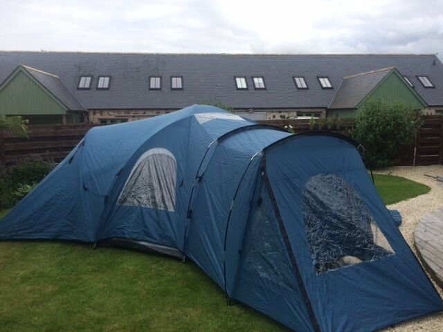 Coleman Michigan 9 Man Tent In Inverurie Aberdeenshire