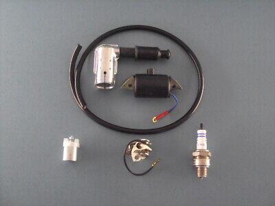 Zündspule Kondensator Unterbrecher für Zündung Agria mit Ilo Jlo L152 Ersatzteil