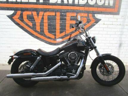2014 Harley-Davidson DYNA STREET BOB 103 (FXDB 103) Road Bike 1690cc Dandenong Greater Dandenong Preview
