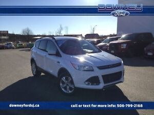 2014 Ford Escape SE 4X4 Power Seat Dual Zone Temp Rev Cam