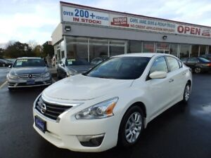 2015 Nissan Altima 2.5 S 1-OWNER,NO ACCIDENTS,DEALER MAINTAINED