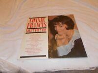 Vinyl LP Love 'N' Country Connie Francis Contour CN 2081 Mono 1969