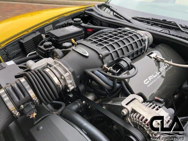 Image 22 Coche Americano usado Chevrolet Corvette 2010