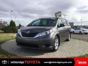 2017 Toyota Sienna TEXT 403.393.1123 for more info!