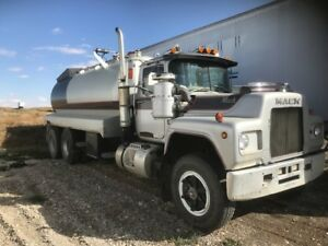 Mack Vac/water Truck for sale
