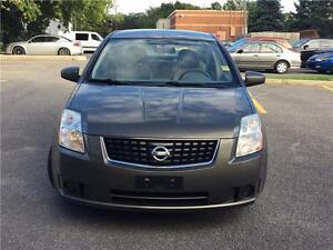 2009 Nissan Sentra 2.0 S FE+ Clean Carproof CVT automatic LOW KM