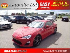 2013 Scion FR-S COUPE AUTOMATIC 90DAYSNOPYMNT!