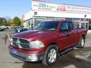 2011 Ram 1500 ST 4X4 QUAD CAB CERTIFIED WARRANT AVAILABLE