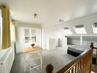 LARGE ENSUITE ROOM FOR RENT IN WATFORD CLOSE TO STATION