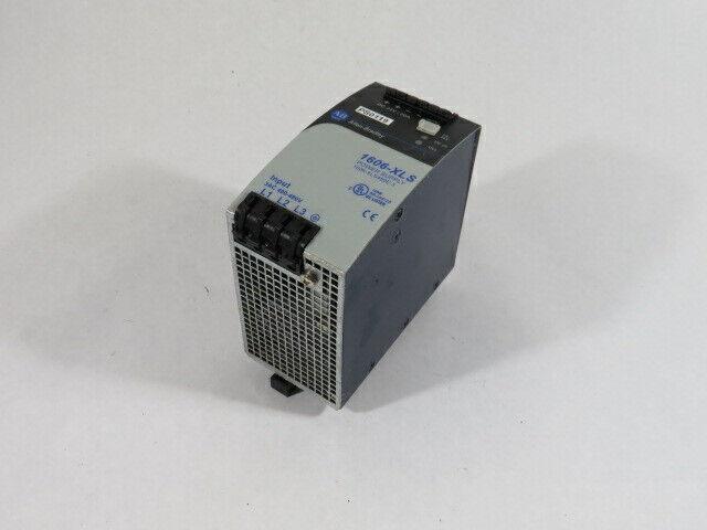 Allen-Bradley 1606-XLS480E-3 Power Supply Module USED