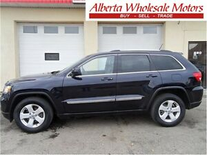 2011 JEEP GRAND CHEROKEE LAREDO 4X4 LEATHER WE FINANCE ALL