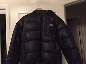 NORTH FACE JACKET(700 FILL)-LARGE
