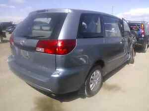 Parts only toyota sienna