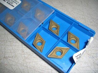 10 Pcs Valenite Carbide Inserts Dcgt 432-fh Grade Sv315 120408 12 04 08