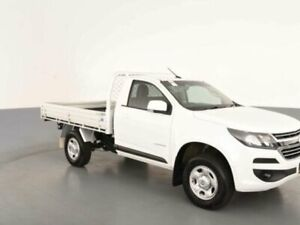 2016 Holden Colorado RG MY17 LS 4X2 White Sports Automatic CAB CHASSIS SINGLE CAB Belmore Canterbury Area Preview