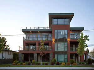 Spectacular Penthouse located in Kelowna's SOPA district.