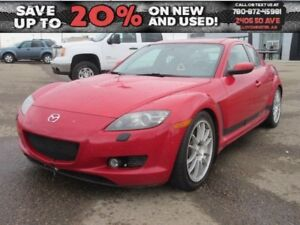 2005 Mazda RX-8 GT. Text 780-205-4934 for more information!