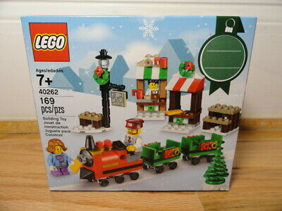 NEW LEGO SEASONAL EXCLUSIVE 40262 CHRISTMAS TRAIN RIDE 169 PCS/PZS