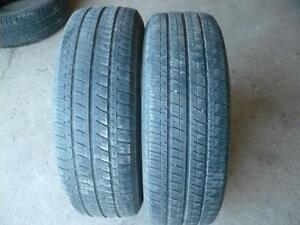 Two matching 225-65-17 tires $90.00