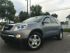 2008 GMC Acadia SLT2 AWD = DVD 2 SUNROOFS LEATHER = NO ACCIDENT