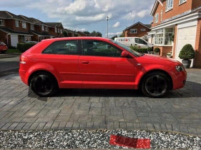 Audi a3 2005 low mileage