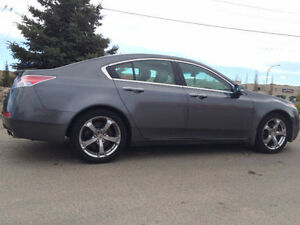 2009 Acura TL Tech Sedan Only 66k Price reduced only $17000