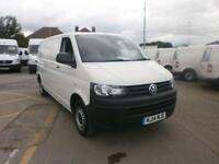 Volkswagen Transporter T30 LWB 2.0 Tdi 102Ps Startline Van DIESEL MANUAL (2014)