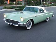 1957 Ford Thunderbird Willow Green Automatic Convertible Capalaba Brisbane South East Preview
