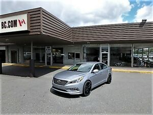 2017 Hyundai Sonata GLS - Sunroof, Loaded