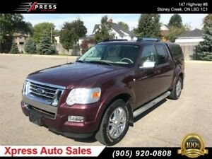 *SOLD* 2007 Ford Explorer Sport Trac Limited