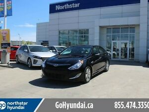 2015 Hyundai Sonata Hybrid Nav Pano Roof Heated Seats