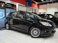 2012 FORD GRAND C MAX 1.6 TDCi Titanium 7 Seats BLUETOOTH