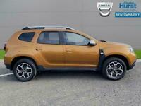 2018 Dacia Duster 1.5 Blue Dci Prestige 5Dr Estate Diesel Manual