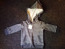 BNWT baby boy hoodie size 00 (3-6 months) Camberwell Boroondara Area Preview