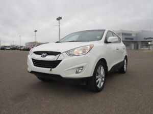2010 Hyundai Tucson Limited. Text 780-205-4934 for more informat