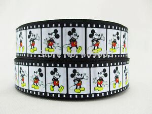 Mickey Mouse Ribbon 1