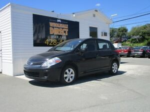 2012 Nissan Versa HATCHBACK SL 6 SPEED 1.8 L