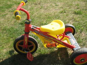 CARS TRICYCLE - FREE