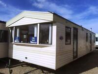 Static Caravan Steeple, Southminster Essex 3 Bedrooms 8 Berth ABI Arizona 2003