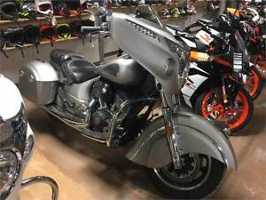 2017 Indian Chieftain - DEMO