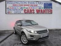 2012 (62) Land Rover Range Rover Evoque 2.2TD4 2012MY Pure