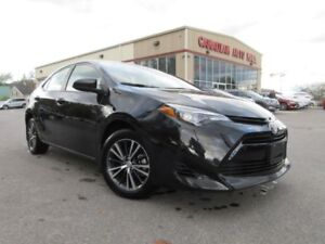 2017 Toyota Corolla LE, ROOF, HTD. SEATS, BT, 15K!
