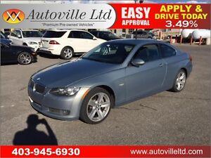 2008 BMW 335XI AWD TWIN TURBO 90 DAYS NO PAYMENT!