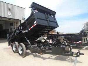 ALL THE FREE OPTIONS COME W/ THIS DUMP- 7 X12' 6 TON $7691 London Ontario image 9