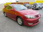 2004 Toyota Camry Sportivo Automatic Red 4 Speed Automatic Sedan Reynella Morphett Vale Area Preview
