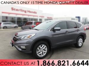 2015 Honda CR-V EX-L | AWD | 1 OWNER | NO ACCIDENTS |