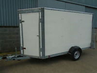 Gray Tow a Van Trailer 2009