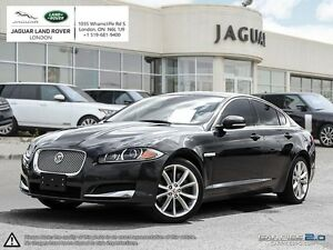 2015 Jaguar XF Sport 4dr All-wheel Drive Sedan