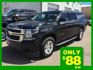 2015 Chevrolet Suburban LT 4x4 **LEATHER-SUNROOF**