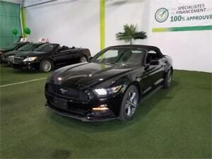 FORD MUSTANG DÉCAPOTABLE 2016 V6**CAMERA DE RECULE,BLUETOOTH &+